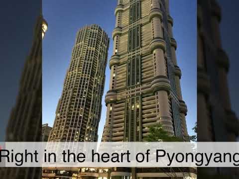 Pyongyang Eat & Play #4. Pyongyang Life and Sight