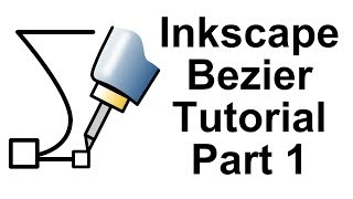Inkscape Bezier Tutorial 1