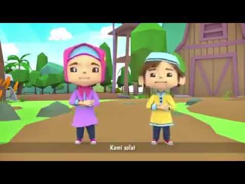 1020+ Gambar Kartun Anak Ramadhan HD