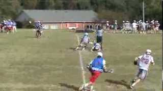 Ohio Valley University Lacrosse - Fall 2013 (Q3 vs. Guilford)