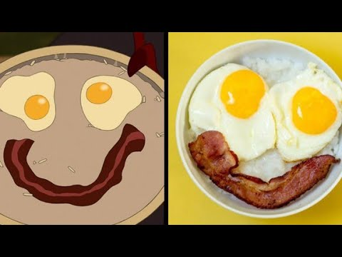 Woman Recreates Famous Disney Movie Food in Real Life | Tiktok Food Video Compilation | ©eltheegg from YouTube · Duration:  3 minutes 28 seconds