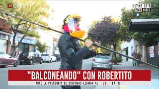 Balconeando con Roberto Funes (Parte 2)