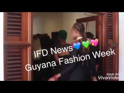 IFD News with Guyana Fashion Week