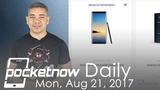 Samsung Galaxy Note 8 retail leaks, iPhone 7s changes & more - Pocketnow Daily