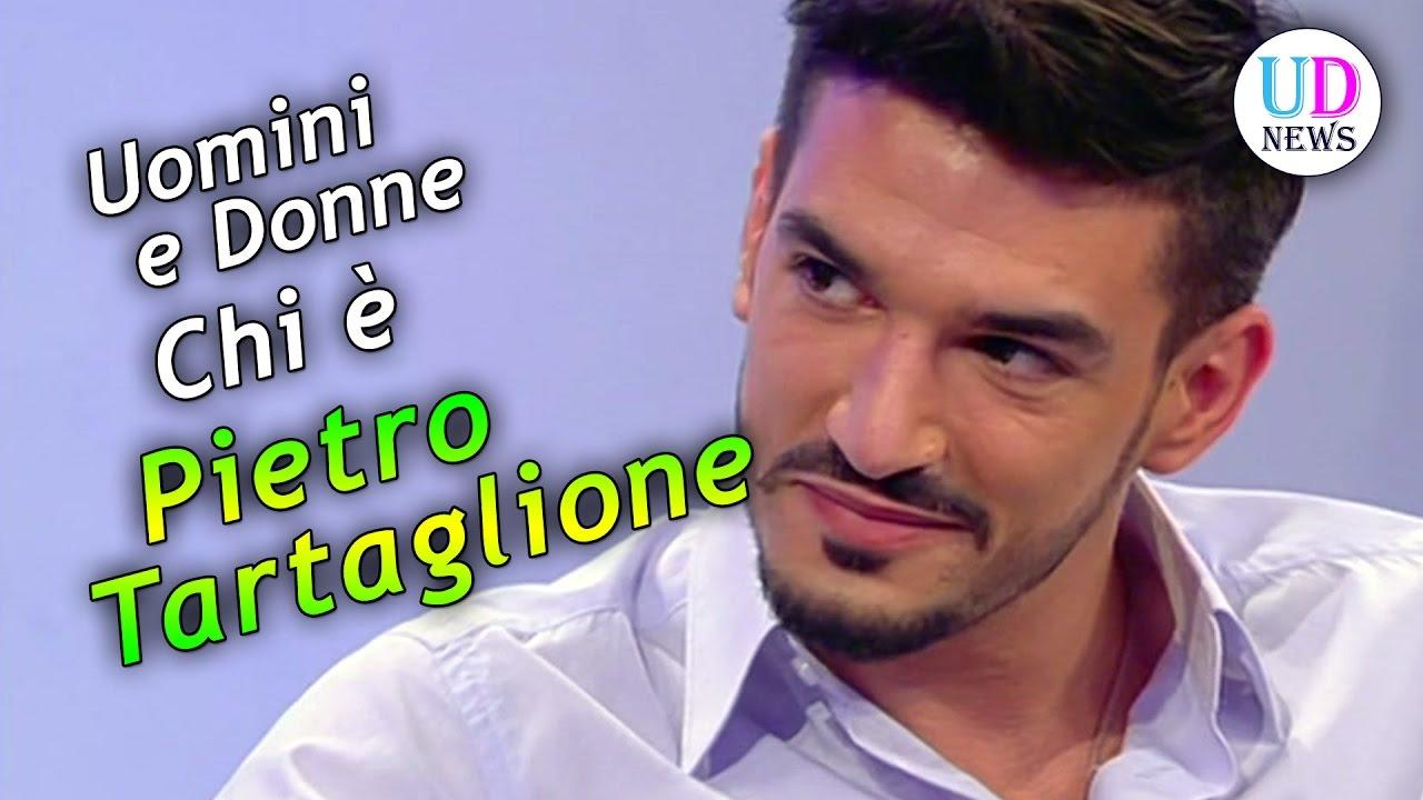 Pietro Tartaglione il corteggiatore di Uomini e Donne  YouTube