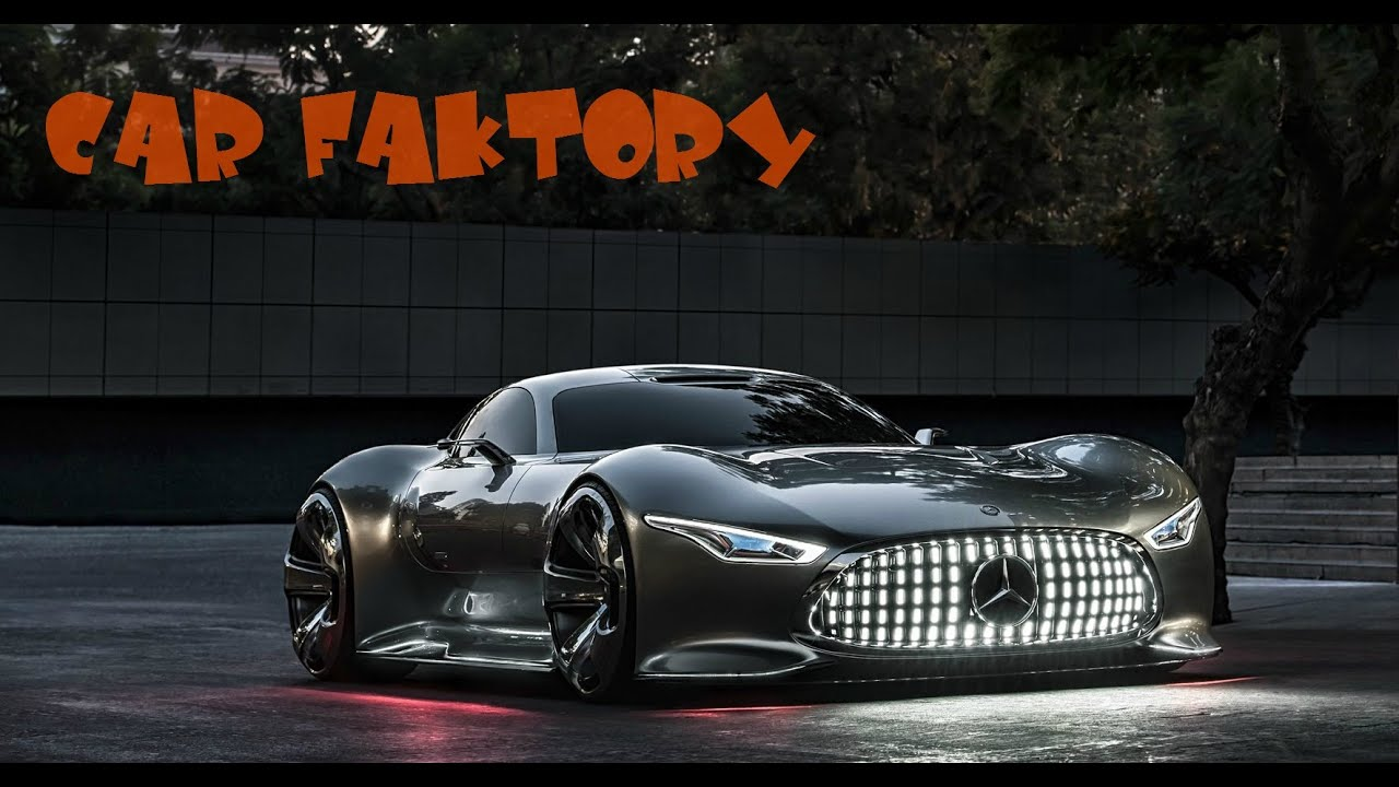 Mercedes Benz Amg Vision Gran Turismo Overview Interior Exterior Track Performance