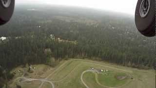 Tree top triping in a super cub Down low & up High A XTC200VP3 Camera  Gets it all in HD