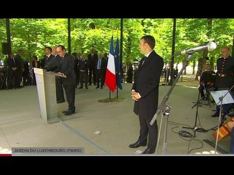 Commémoration de l'abolition de l'esclavage : Discours de François Hollande