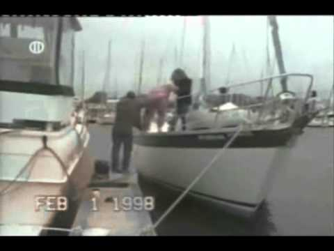Funny Comedy - Love Boat Compilation - Slips and falls in boats and water