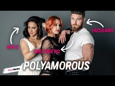 Meet The Married, Polyamorous Throuple