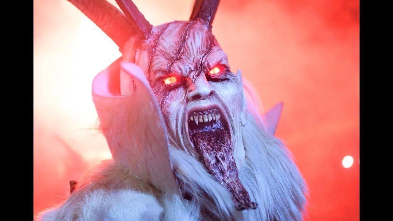Art 101: Krampus and more soul-eating Christmas demons