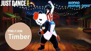 Just Dance 2014 - Timber...