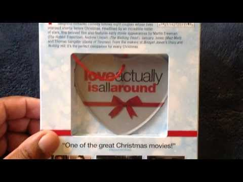 Love Actually (10th Anniversary Edition) Blu-ray Unboxing