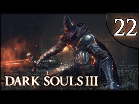 Let's Play Dark Souls 3 Gameplay Walkthrough (Herald) - Part 22: Abyss Watchers Boss