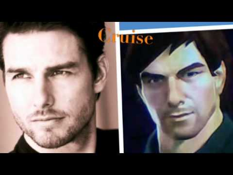 These Saints Row 3 Celebrity/Character Recreations are ...