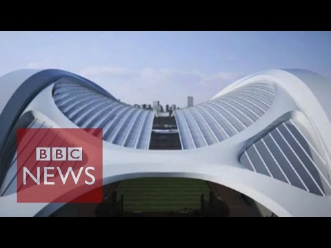 Are Tokyo's Olympic stadium plans too big & too expensive?