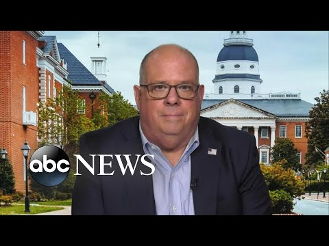 MD Gov. Larry Hogan: 'Disastrous' for lawmakers to delay stimulus package | PRIME