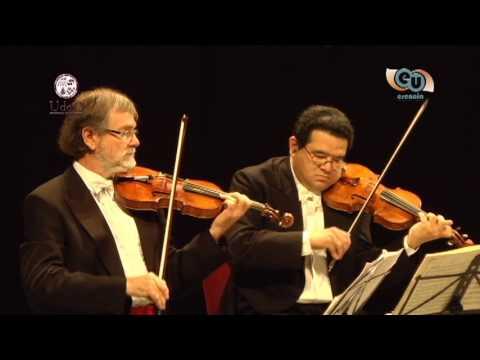 Esencia Universitaria - Endellion String Quartet