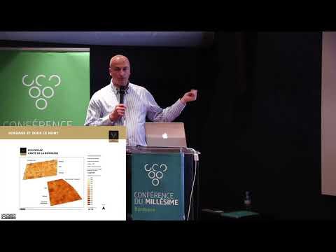 2015 Bordeaux Conference du Millesime - Sebastien Debuisson - Viticulture Precision