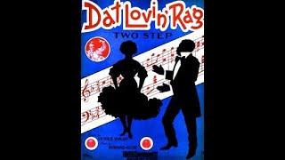 BERNARD ADLER Dat Lovin' Rag (1908)