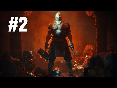 Redeemer Gameplay Walkthrough Part 2 - No Commentary (PC)