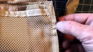 How to adjust the LBV MOLLE vest.
