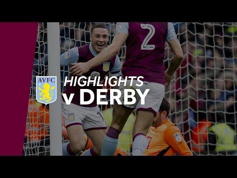Aston Villa 1-0 Derby | Highlights