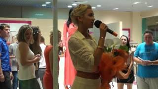 Открытие магазина Ольги Бузовой в Астрахани