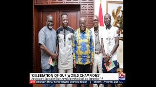 The Pulse Sports on JoyNews (18-9-19)
