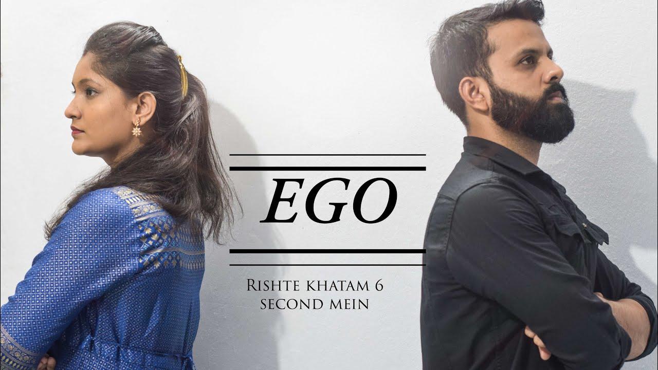 EGO | Husband and wife story | hindi short film | sarcastic studio