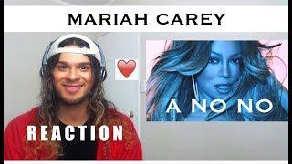 MARIAH CAREY - A NO NO (REACTION) AUDIO Video