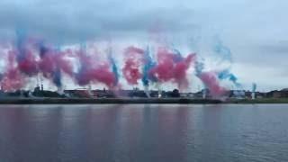 Pokaz Petard Szczecin Dymne Ognie Pyromegic