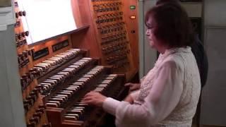 Julius Reubke - Sonata on the 94th Psalm - Yevgeniya Lisicyna _