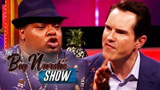 Big Narstie vs Jimmy Carr In EPIC Roast Battle | The Big Narstie Show