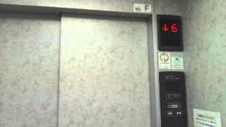 日立エレベーター 池上総合病院