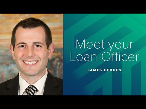 James Hedges - Loan Officer