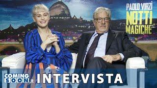 Notti Magiche: Giancarlo Giannini e Marina Rocco - Intervista Esclusiva | HD