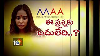 Debate on Sri Reddy Protest and MAA Association...