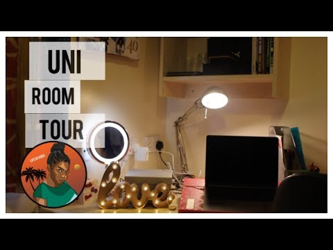UNIVERSITY ROOM TOUR | King's College London