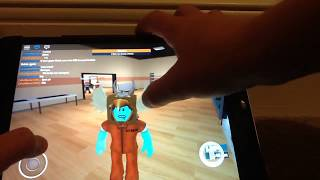 How To Gun Glitch IPad Roblox | ITZ PIP