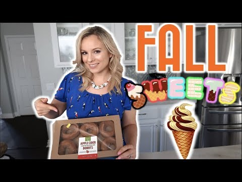 Trader Joes Fall Haul: Part 2 | Desserts + Body Care thumbnail