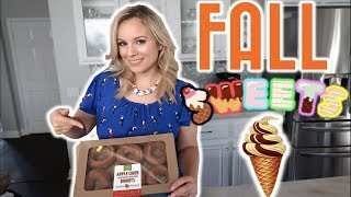 Trader Joes Fall Haul: Part 2 | Desserts + Body Care