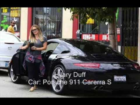 The 15 Best Celebrity Cars of 2013 - YouTube