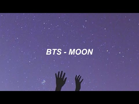 BTS (방탄소년단) 'Moon' Easy Lyrics