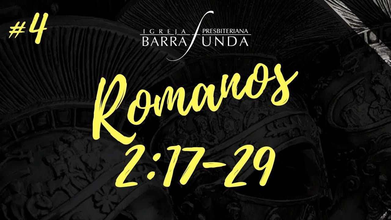 Os Religiosos Precisam do Evangelho! (2/2) | Romanos 2 - Mauro Meister