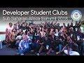 sub saharan africa summit 2018 developer student club leads