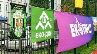 «Карпати» уклали договір про співпрацю з «Еколендом»
