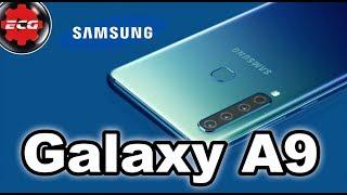 Samsung Galaxy A9 review del smartphone con 4 cámaras traseras