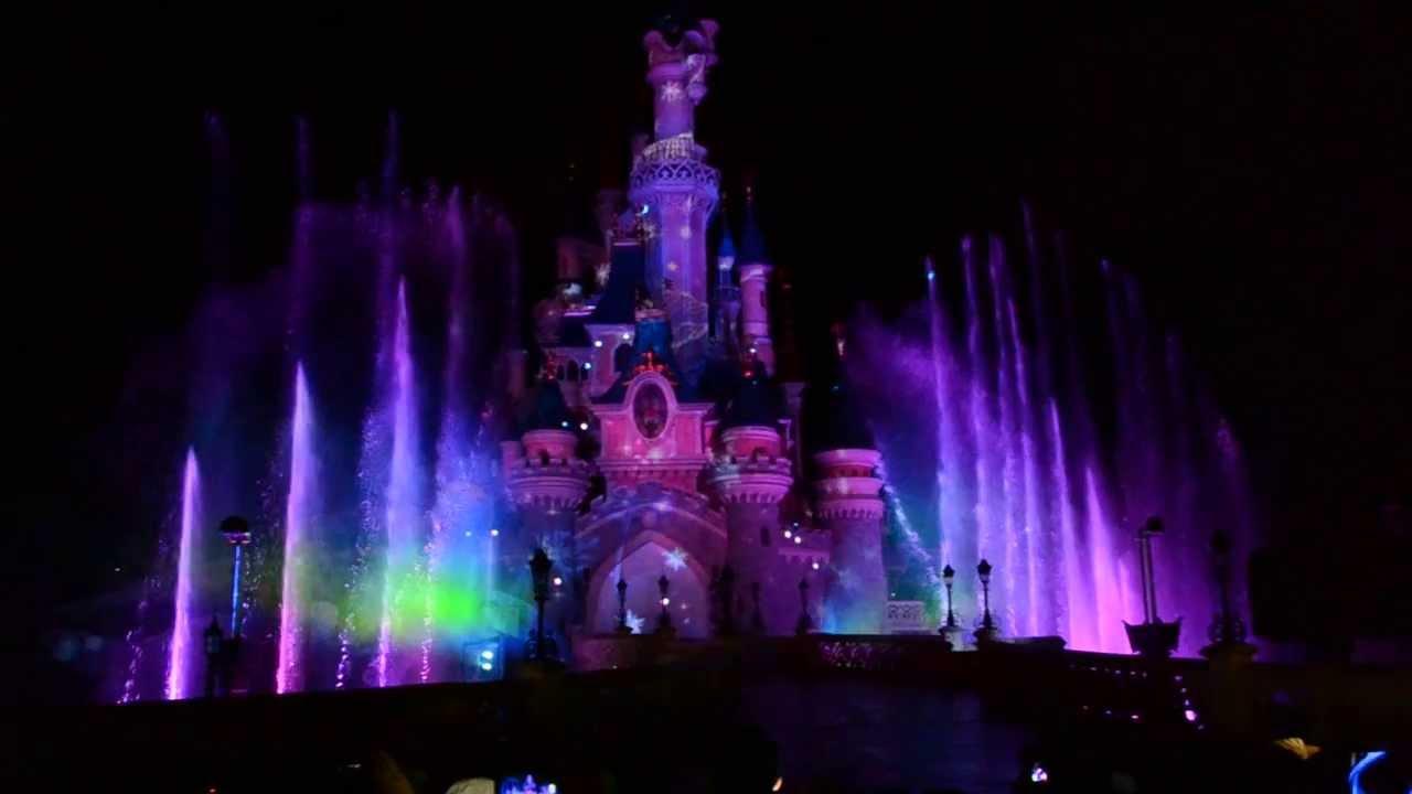 Capodanno 2014 a Disneyland Paris - New Year's Eve 2014 to ...