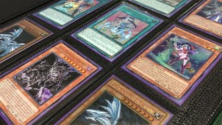 My Updated Yugioh Trade/Sale Binder for August 2019